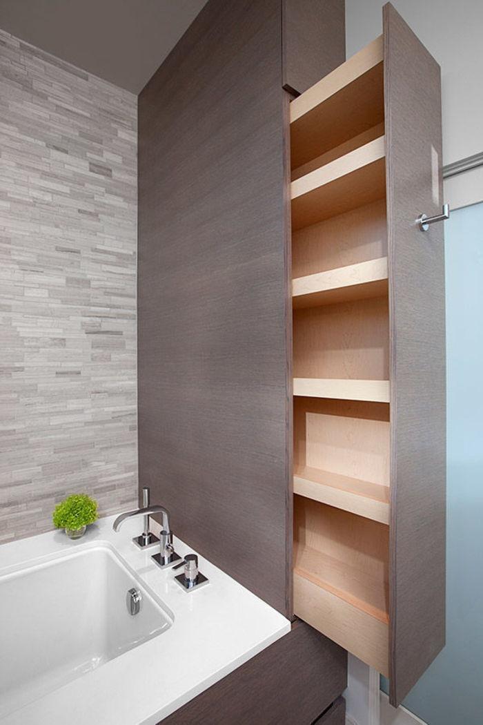 Идеи шкафа для ванной комнаты фото