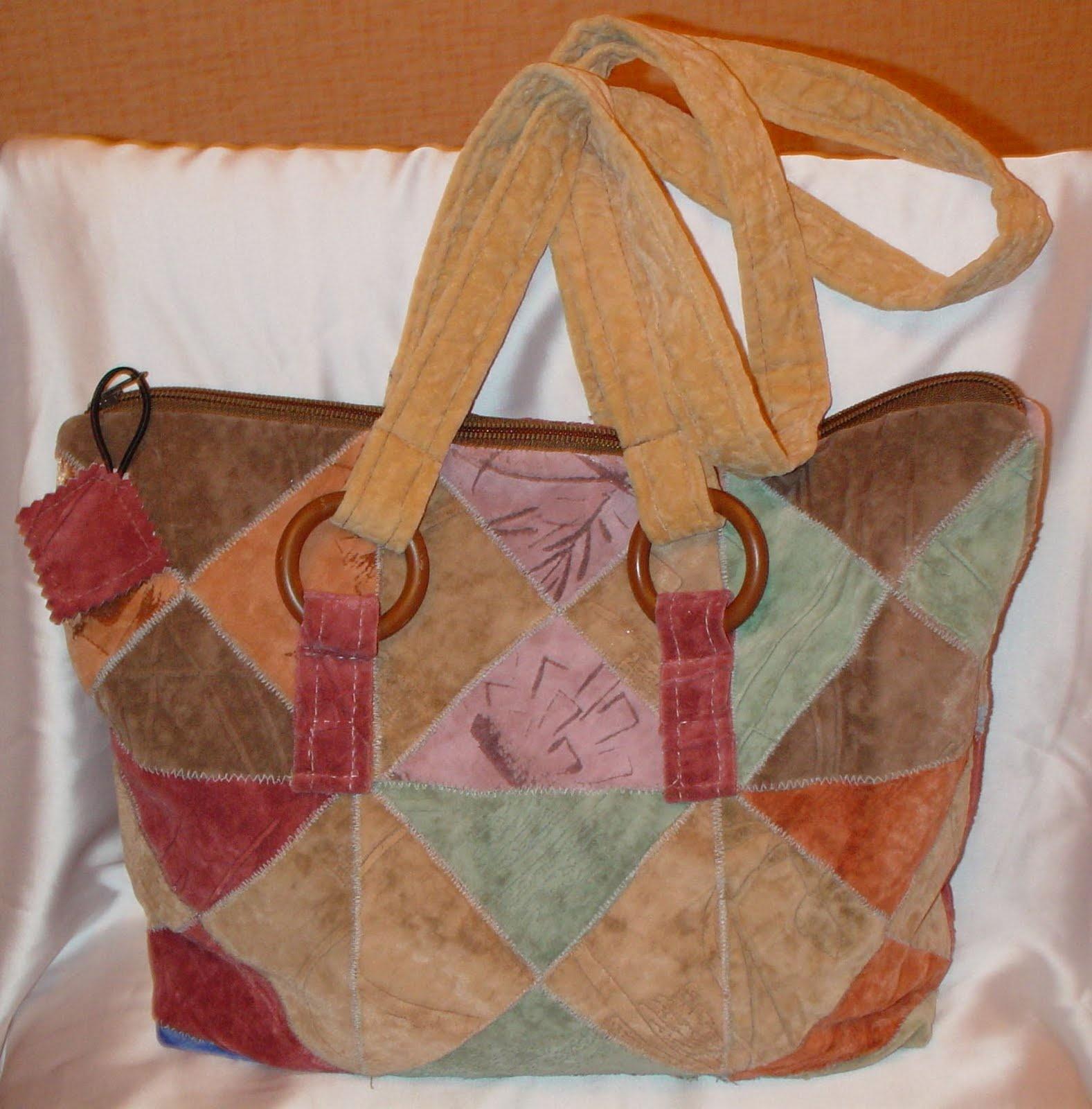 Из чего можно сшить сумку своими руками