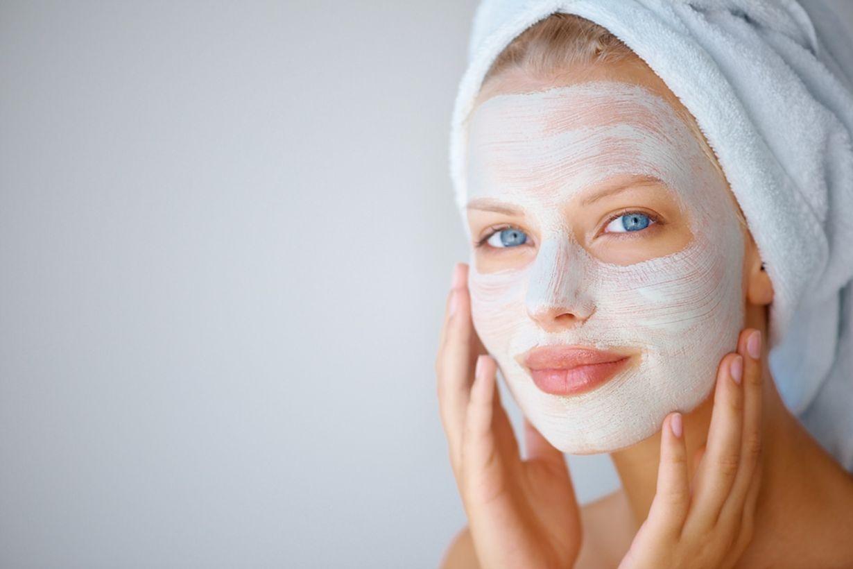Как сделать маску для лица сухой кожи