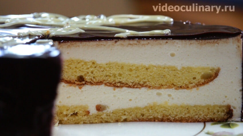 Торт виктория рецепт с пошагово от бабушки