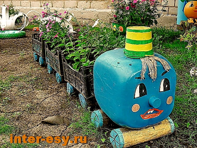 Поделки для сада и огорода своими руками в одноклассниках