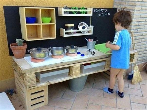 Мебель для дачи для детей