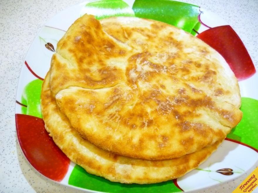 Мясные осетинские пироги рецепты с пошагово