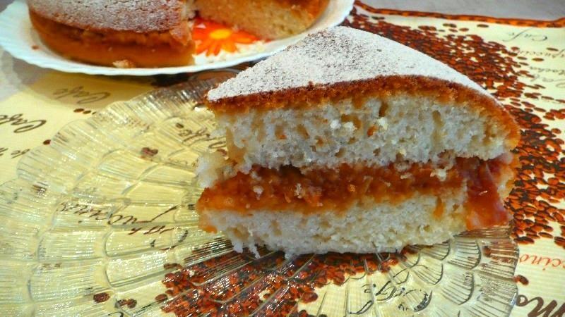 Рецепт шарлотки на поваренок.ру