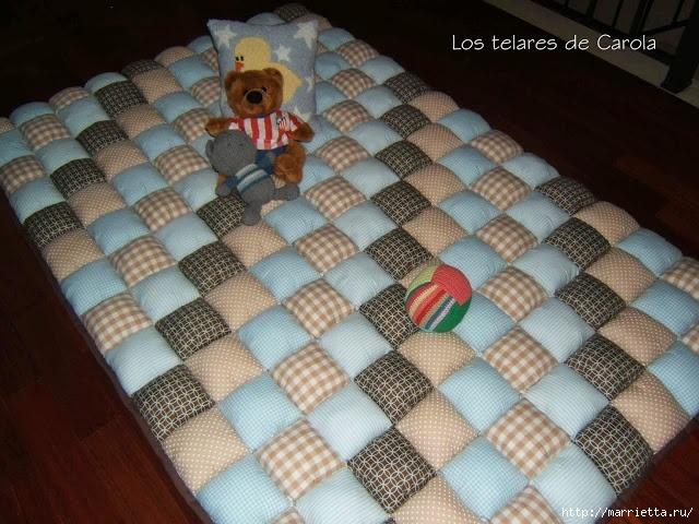 Воздушное одеяло из лоскутков для мальчика - карточка от пользователя oksana.ozhibko в Яндекс.Коллекциях
