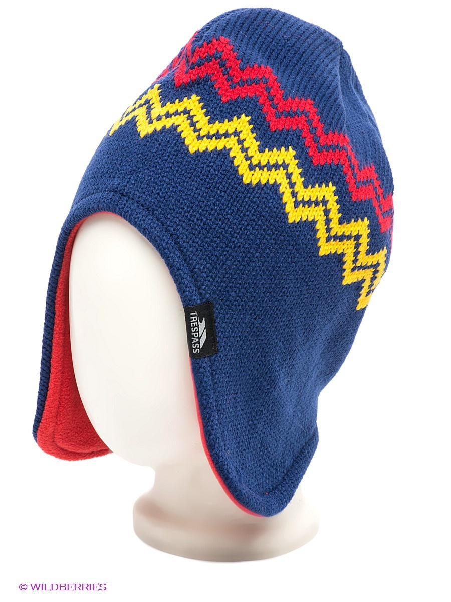 шапка ушанка для мальчика схема