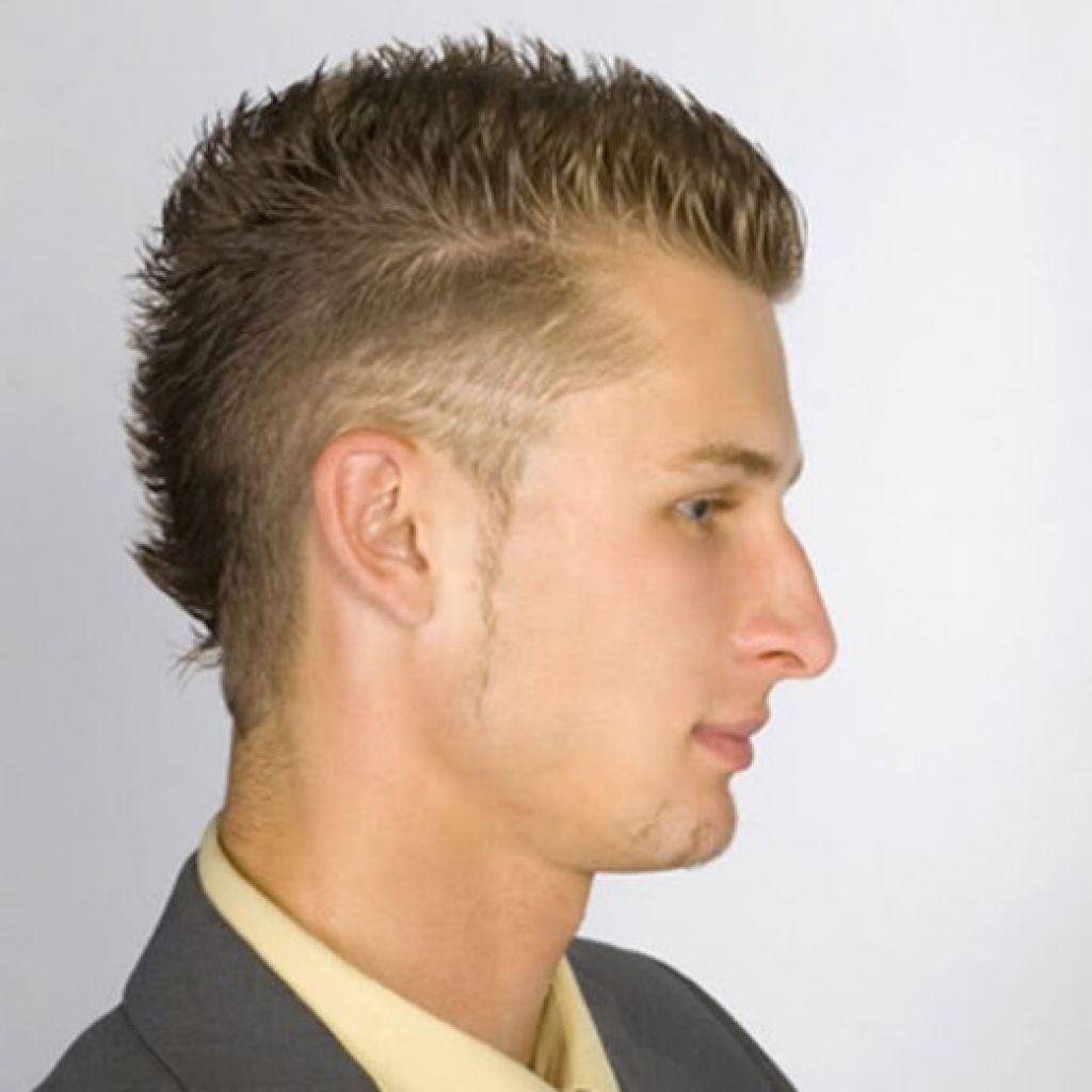 Фото современные мужские причёски