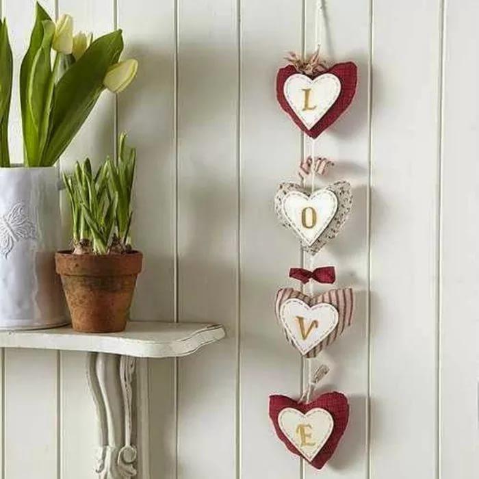 Элементы декора своими руками для дома