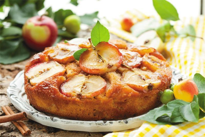 Рецепты вкусных пирогов в духовке с яблоками