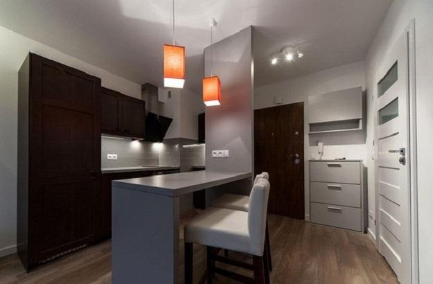 Интерьер квартиры 55 кв.м фото 14 этажный дом трехкомнатная
