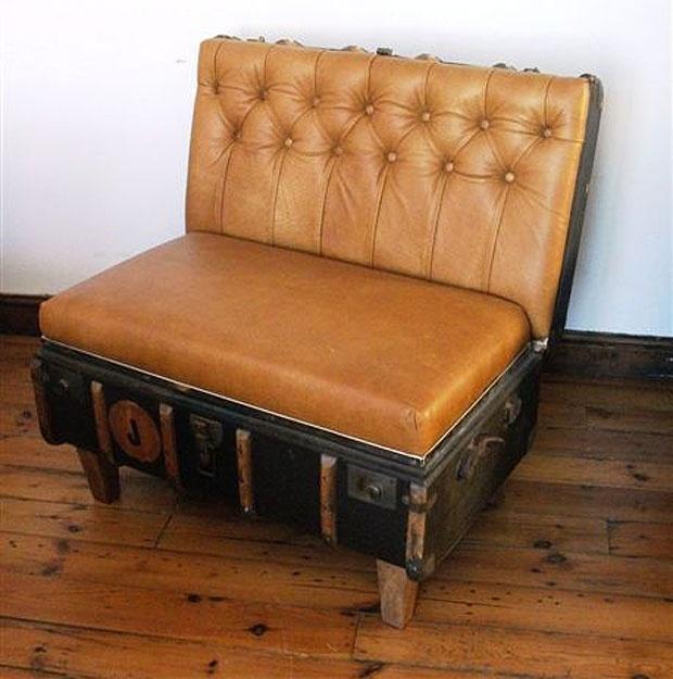 Вторая жизнь старого дивана своими руками