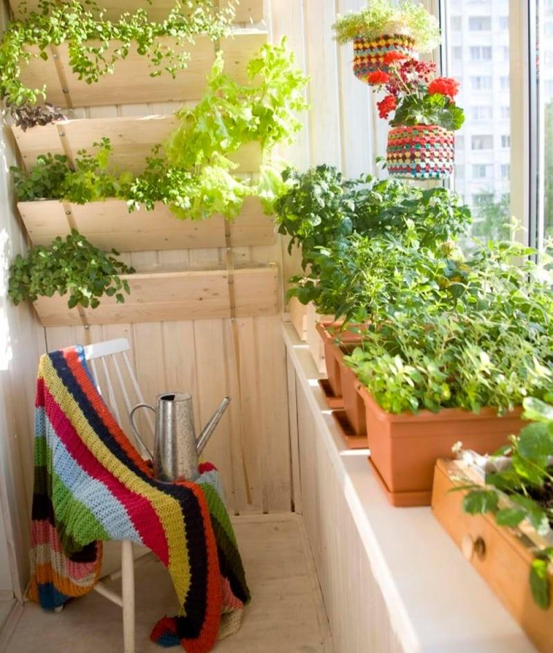 Обустройство балкона - 10 практических совета.
