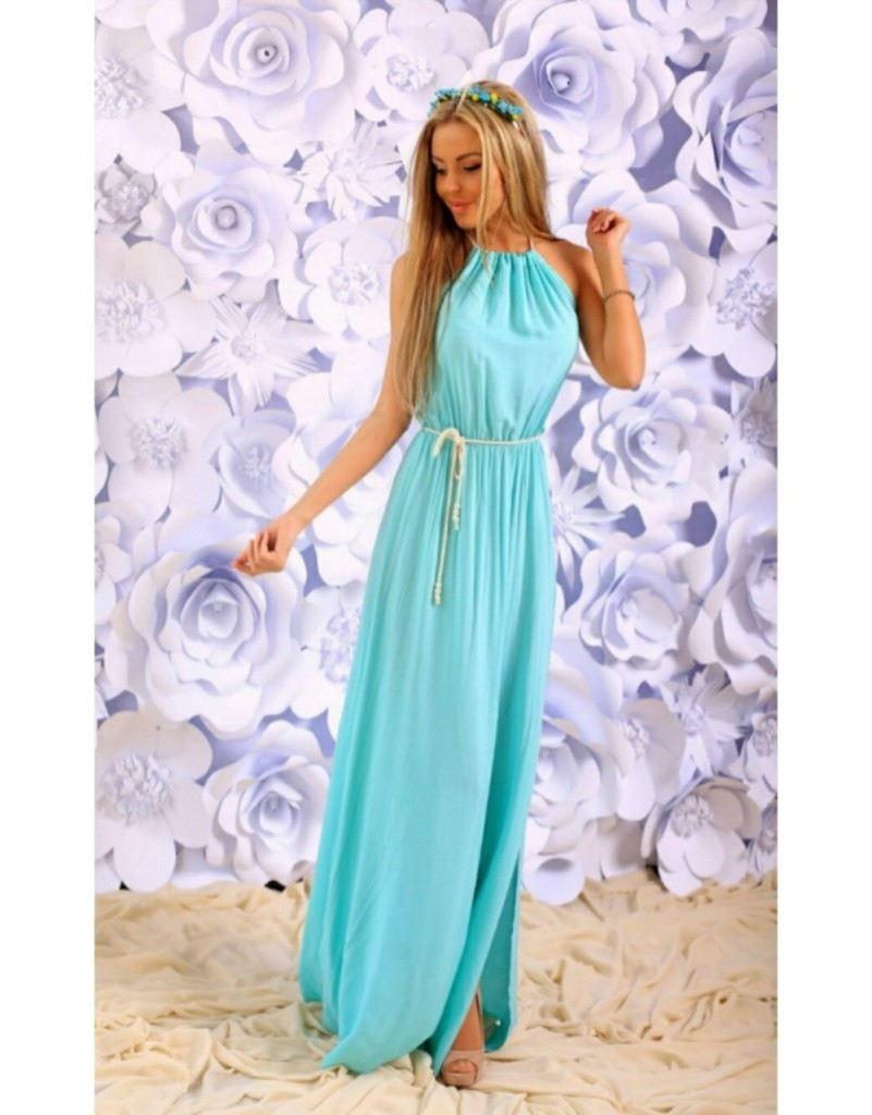 Летние платье в греческом стиле