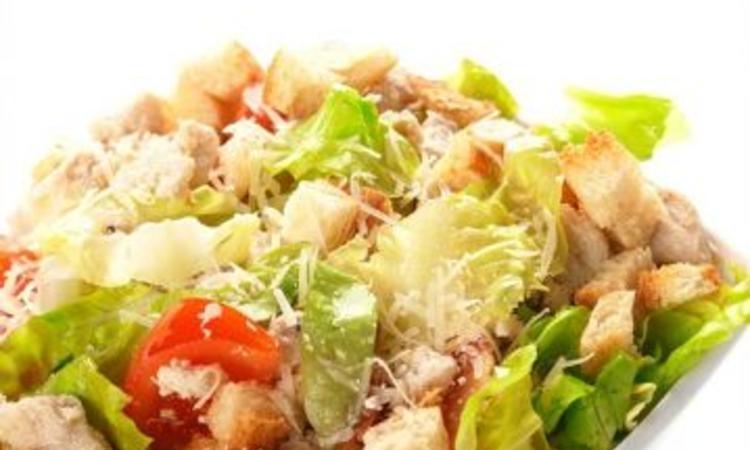 Классический салат цезарь рецепт с пошагово