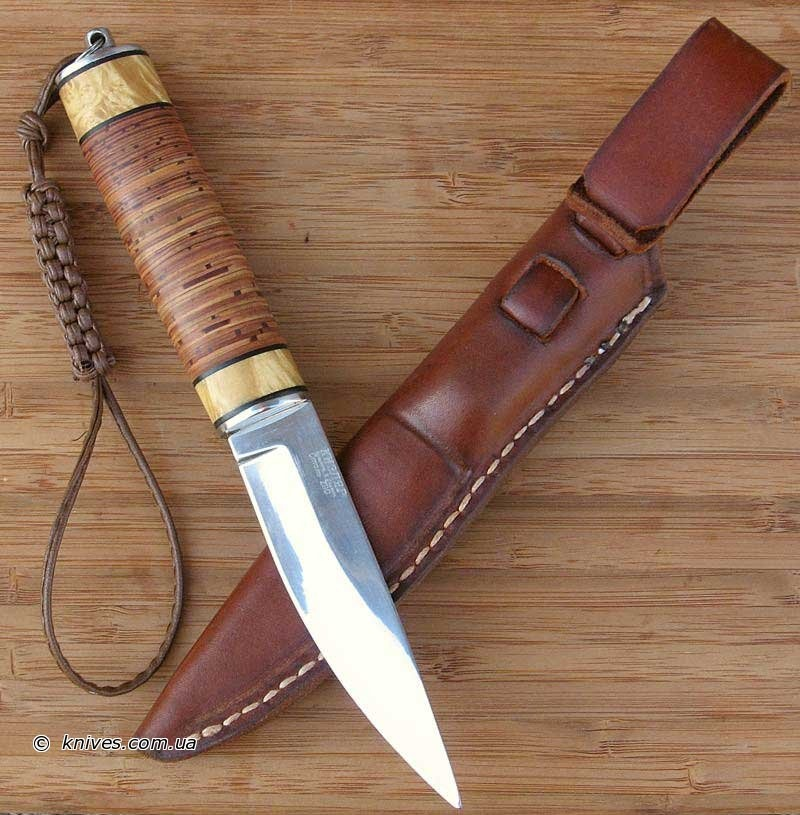 Изготовление ручки для ножа своими руками