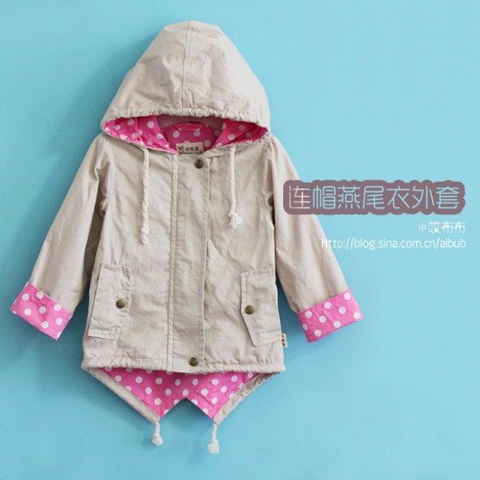 Как сшить куртку детскую