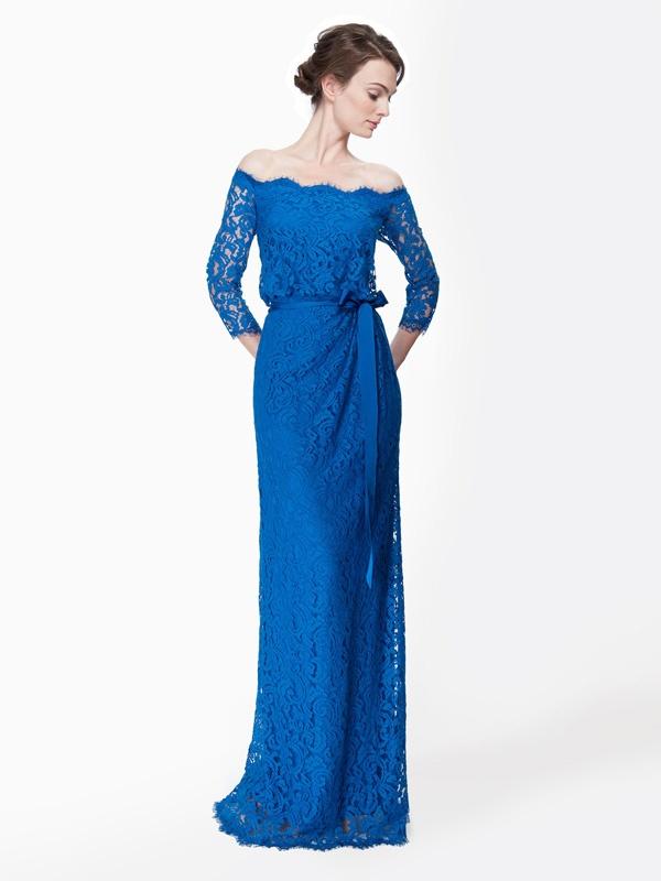 Платья длинные с рукавом фасоны