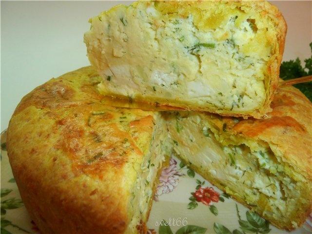 Пирожки с картошкой в мультиварке рецепты с фото