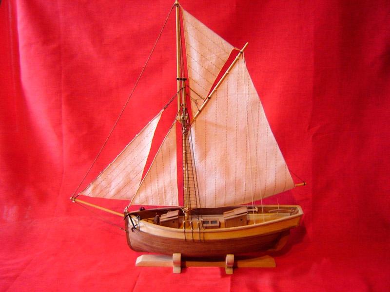 Макеты кораблей из дерева