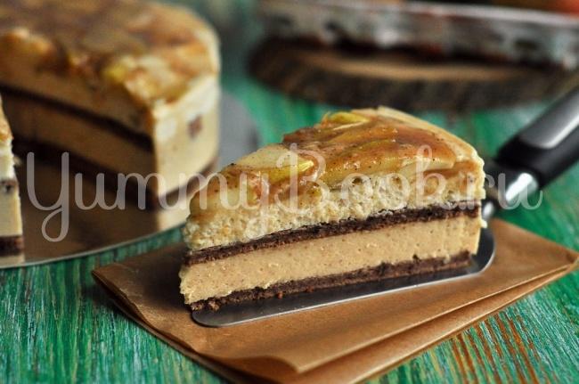 Муссовый торт фруктовый рецепт пошагово