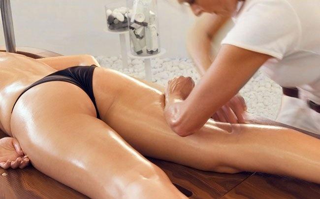 Антицеллюлитный массаж в домашних условиях вакуумный массаж