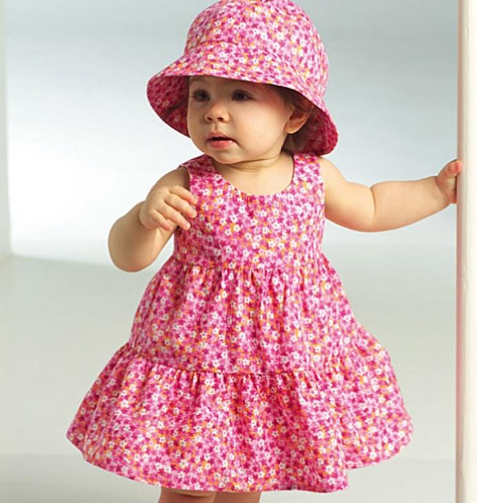 Платье своими руками для малышки