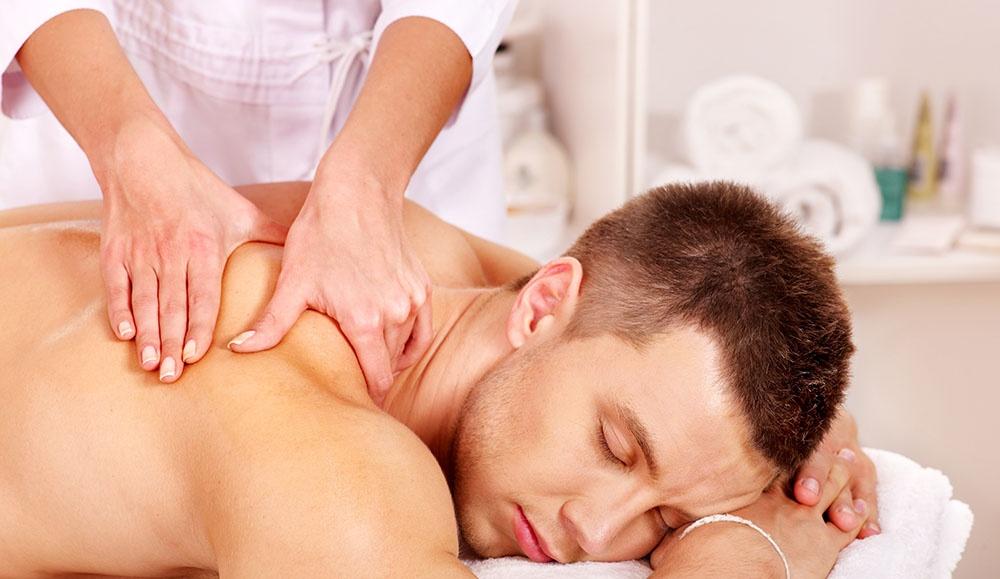 Уроки по классическому массажу спины