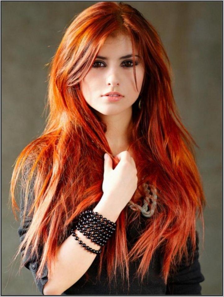 прически цветами фото рыжо русые волосы