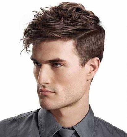 Как подстричь мужские волосы