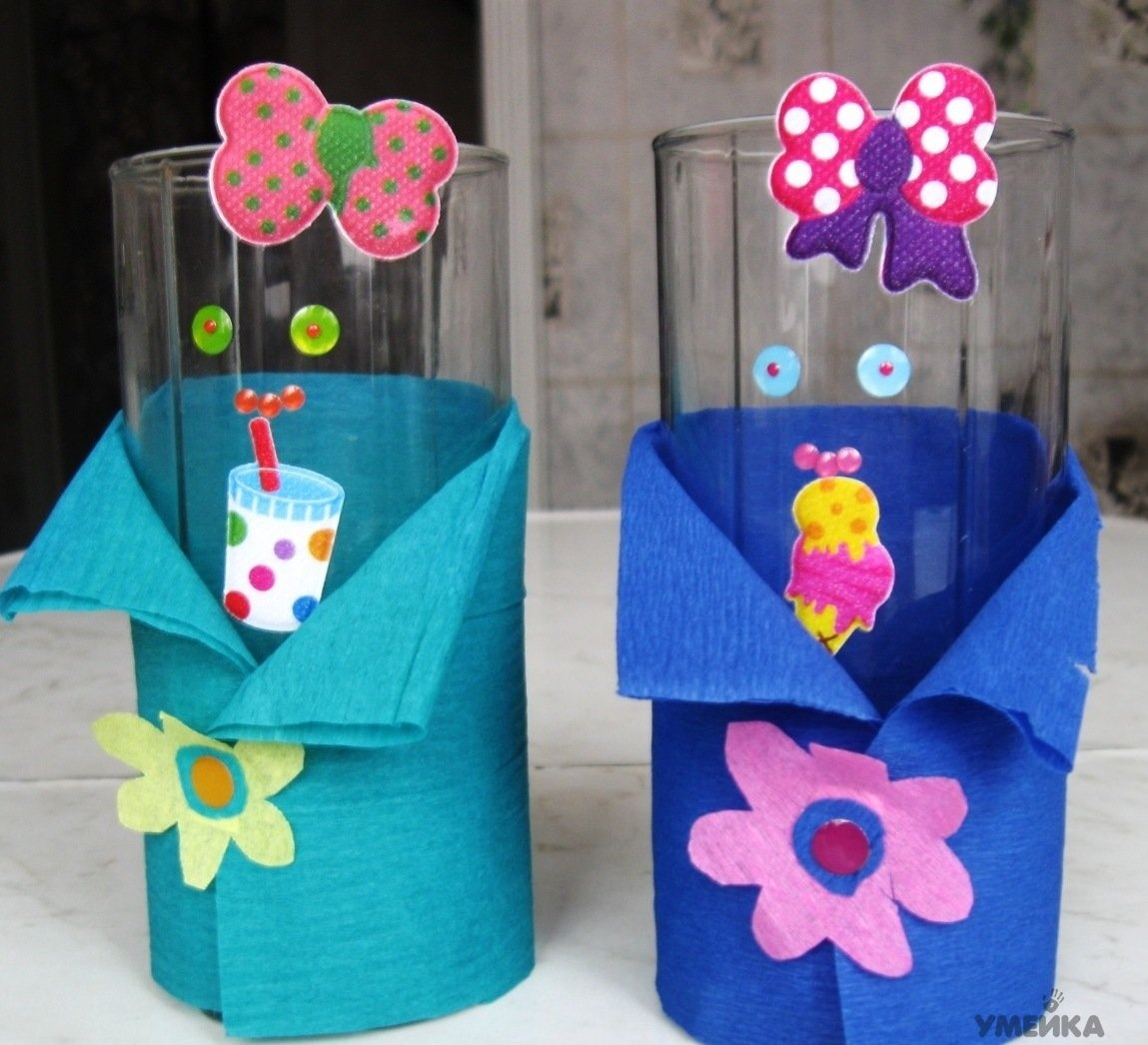 Поделки своими руками к дню рождения для девочки