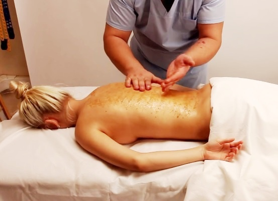 Остеохондроз методы массажа