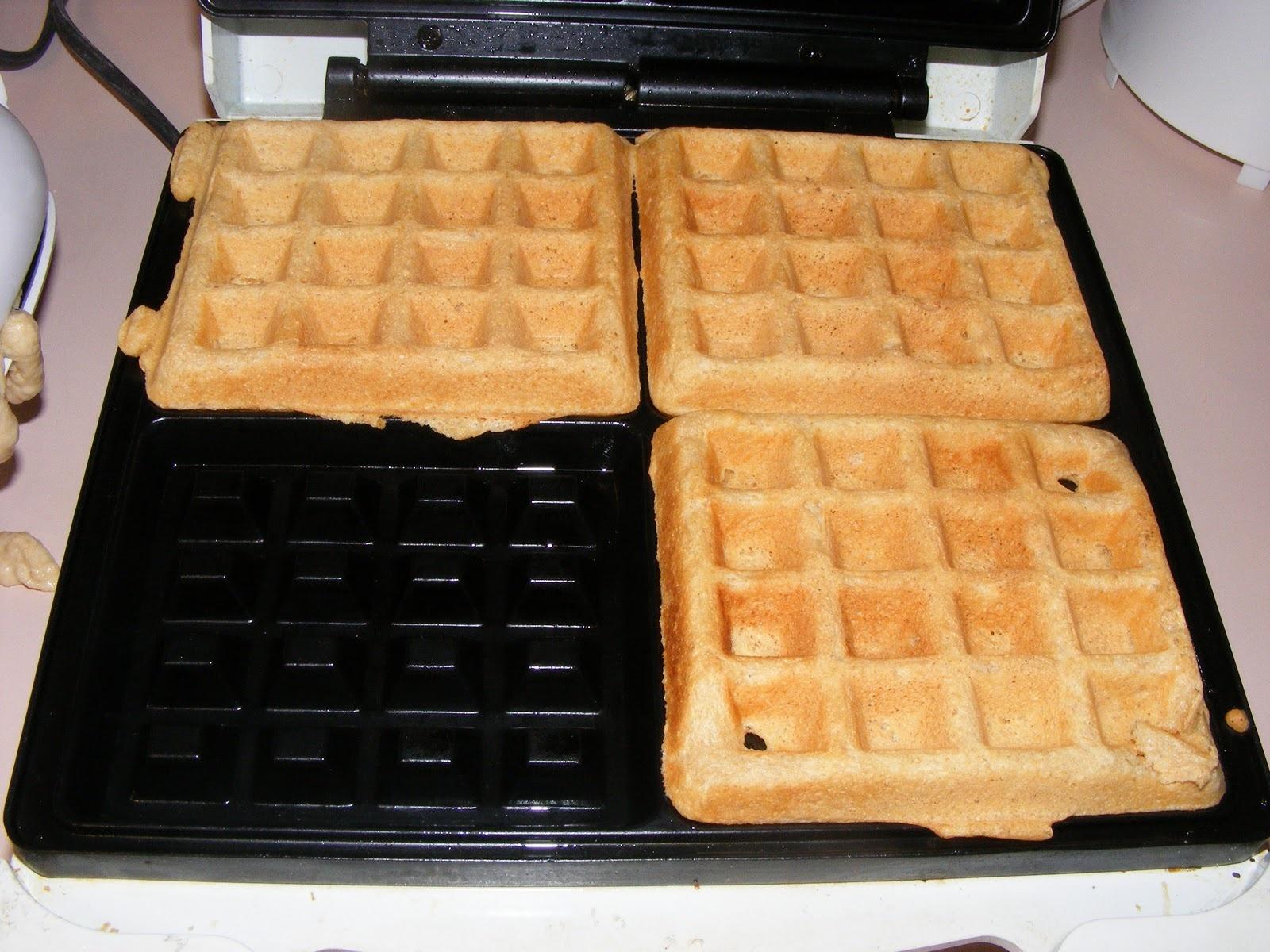 Рецепт вафли в электровафельнице с маслом