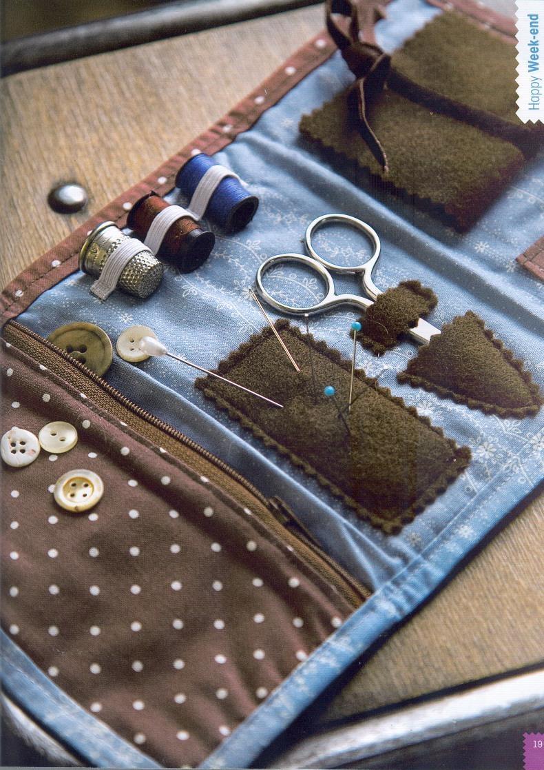 Своими руками для швейных принадлежностей