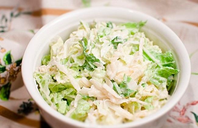 Рецепты салатов с пекинской капустой и курицей