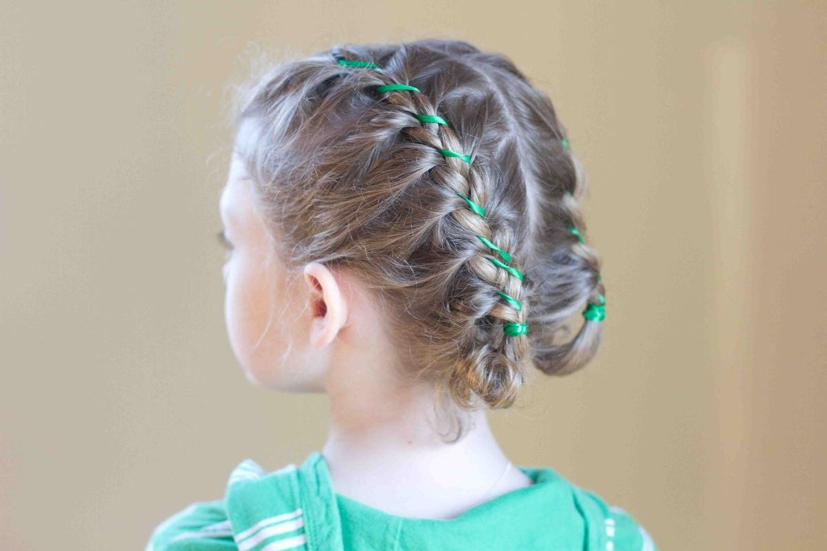 Фото картинки причёсок для девочек