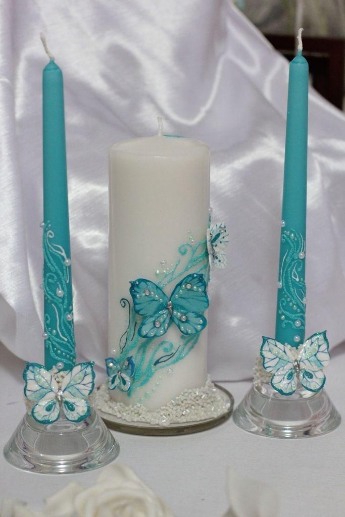 Как украсить свечу семейный очаг