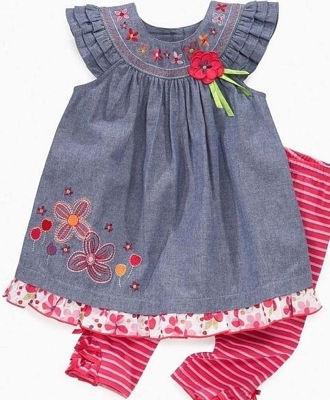 Джинсовое платье - карточка от пользователя Galina12.88 в Яндекс.Коллекциях