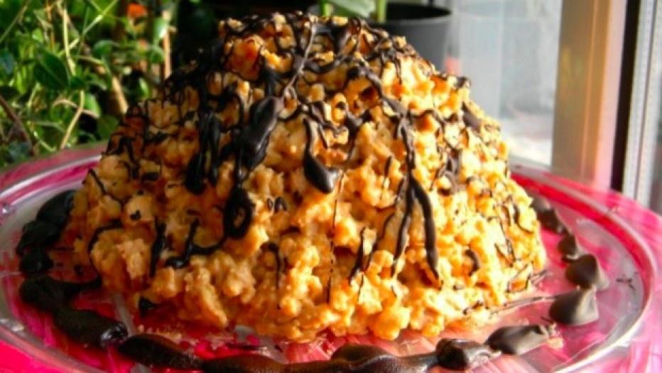 Муравейник торт рецепт домашний