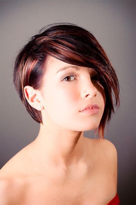 Стрижки для девушки с короткими волосами