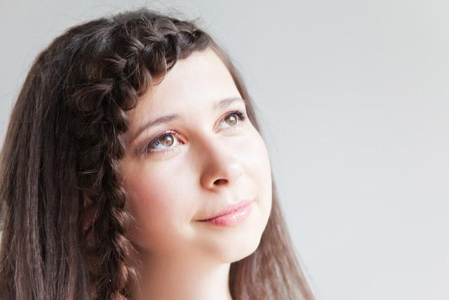Прически для подростков с длинными волосами