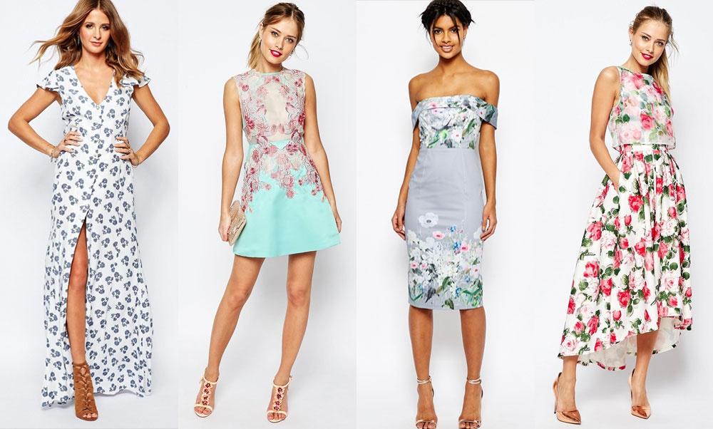 Модные летние платья 2017 женские