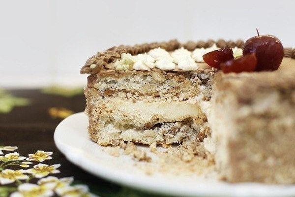 Киевский торт пошаговое