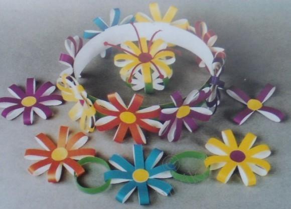 Поделки из бумаги в детском саду своими руками
