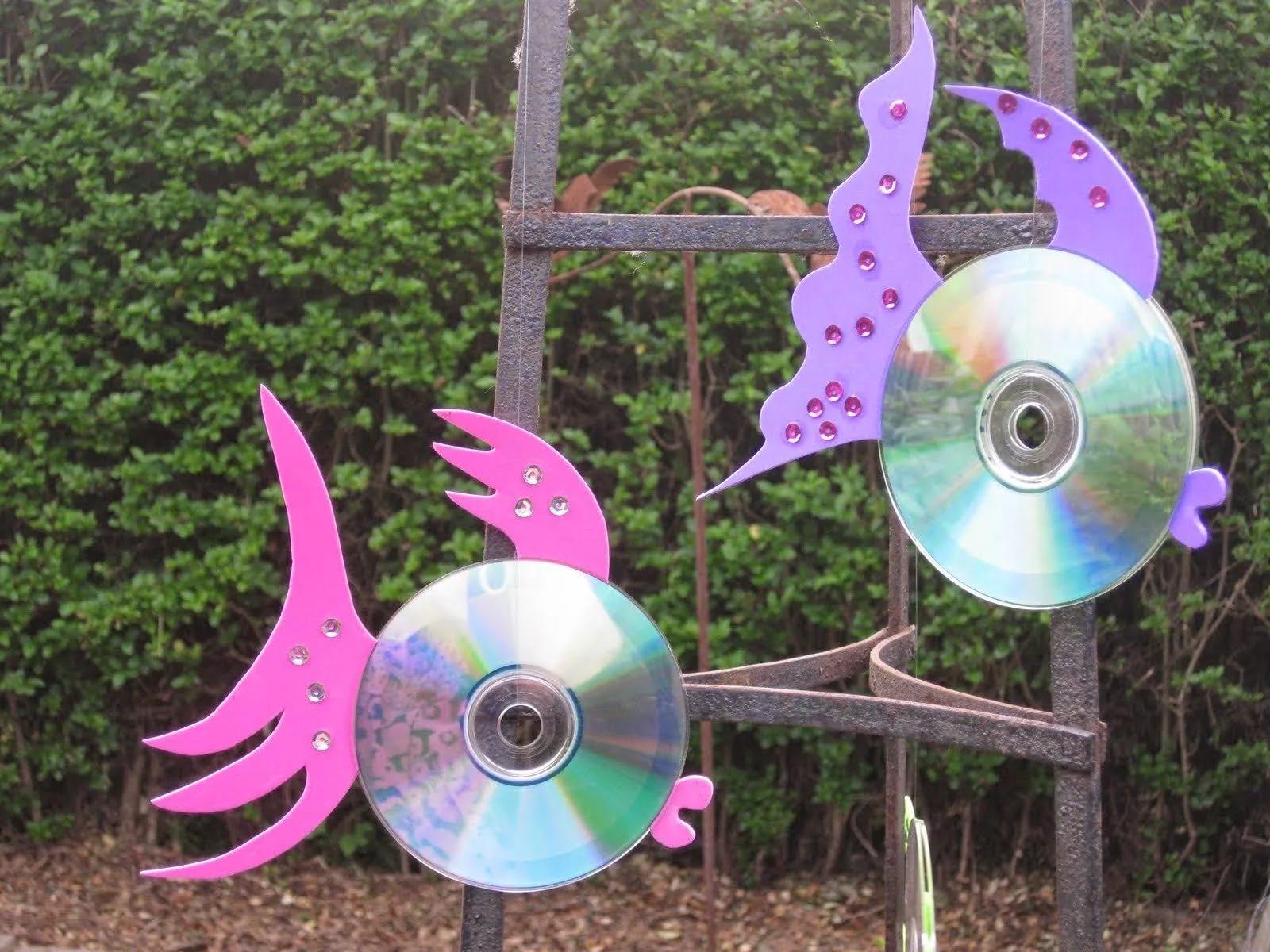 Подарки для дачи из дисков