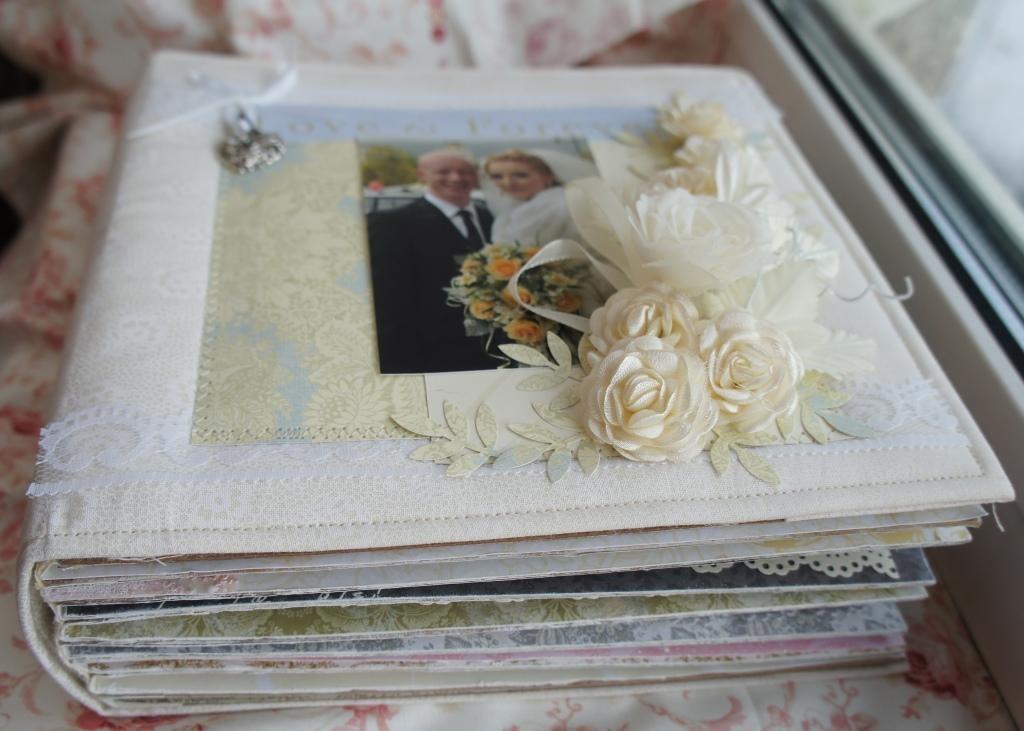 Свадебный фотоальбом своими руками пошагово с фото