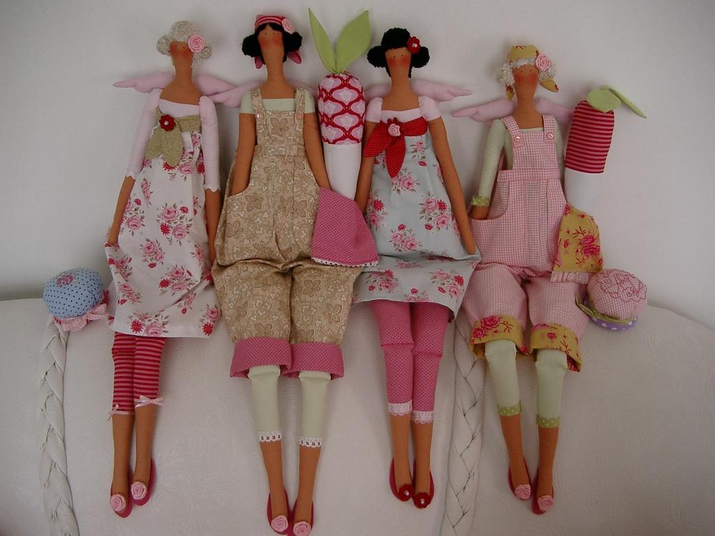 Пошив куклы своими руками тильда