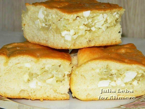 Пирожки с капустой и яйцом в духовке пошаговый рецепт с
