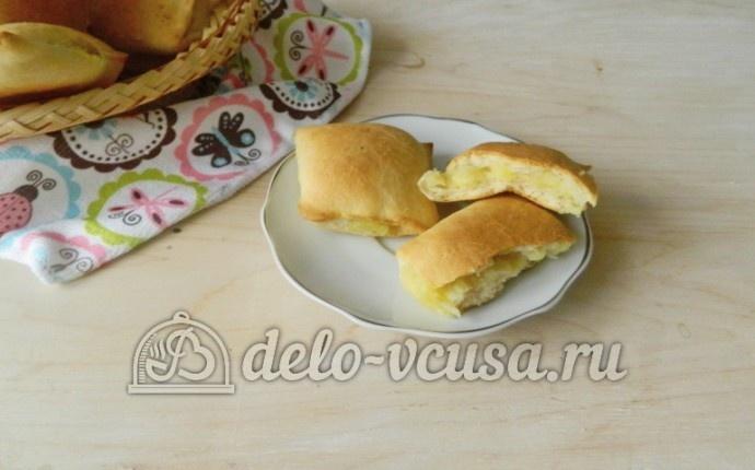 Пирожки с картошкой рецепт с пошагово