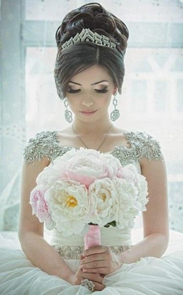 дагестанские прически для невест фото