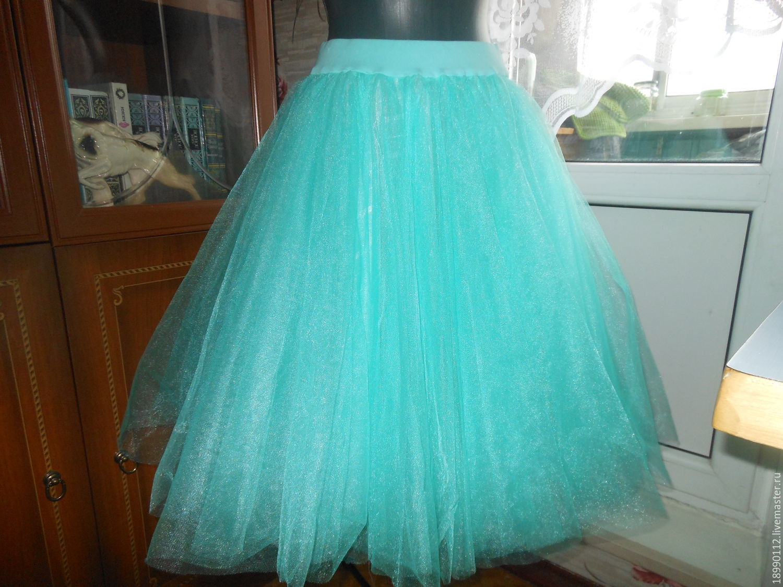какой употреблять фатин для шитья пышноватой юбки